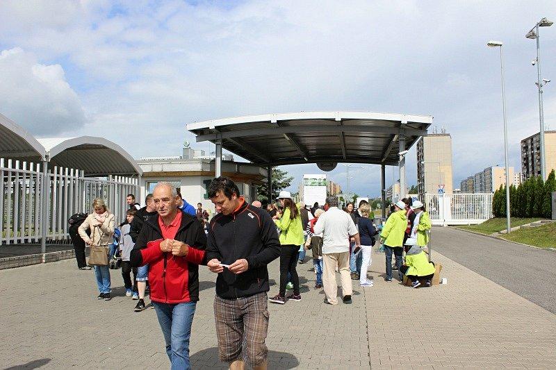 Den otevřených dveří ve společnosti Škoda Auto