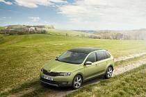 Po premiéře ve Frankfurtu přichází na český trh Škoda Rapid Spaceback ScoutLine. S motorem, který pochopitelně splňuje emisní normy.