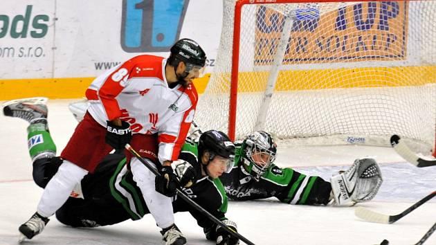 I. liga: BK Mladá Boleslav - HC Olomouc