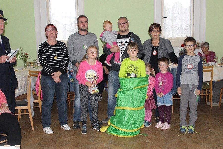 Hasiči v Loukově slavili 140 let.