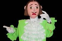 Šnofonius, jedna z hlaních postav hry souboru Jitřenka.