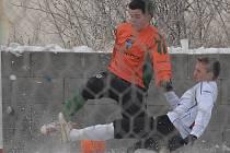 Zimní turnaj na Vyšehradě: FK Mladá Boleslav B - Graffin Vlašim