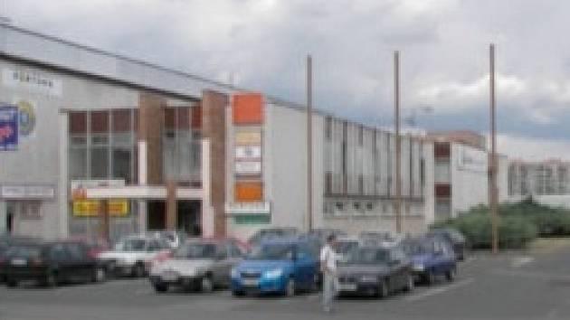 Městská hala v Mladé Boleslavi