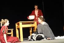Již šestým rokem se žáci Studentského divadla D3 při mladoboleslavské Stření odborné  škole a  Středním odborném učilišti na Jičínské ulici ve svém volném  čase věnují hraní divadla a každý  rok  připraví pro děti z mateřských a základních škol pohádku.
