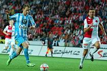 1. Gambrinus liga: SK Slavia Praha - FK Mladá Boleslav