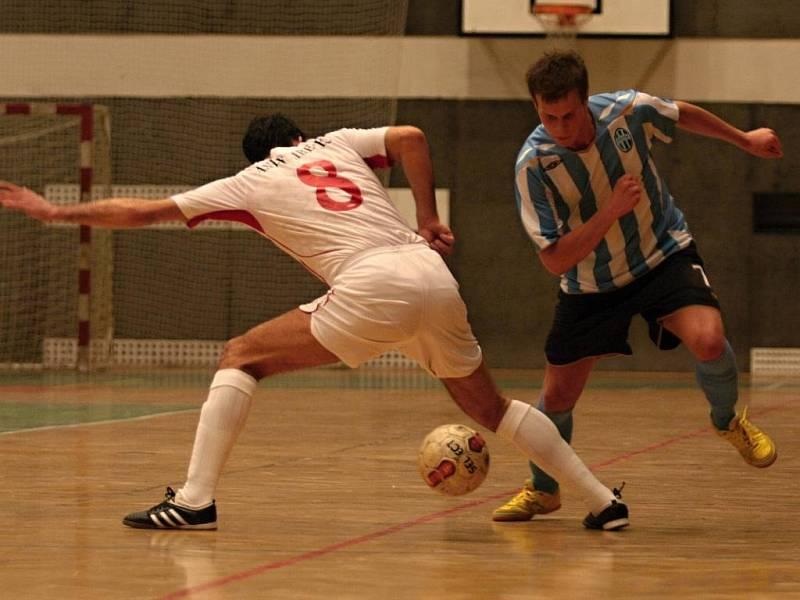 II. futsalová liga: FK Mladá Boleslav futsal - Andy Liberec