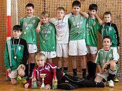 Vítěz Knobloch Cupu junior - Baumit Jablonec