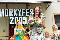 Téměř týdenní festival Horkyfest 2009 v učilišti a střední škole Horky nad Jizerou na Mladoboleslavsku. O zábavu nebylo nouze, stačí si prohlédnout studentské masky a kostými.