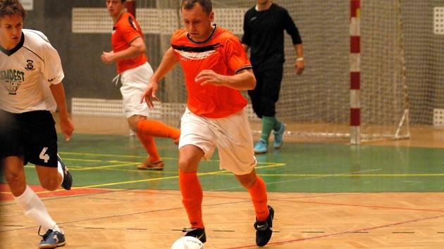 1. futsalová liga: SELP Mladá Boleslav - VŠB Ostrava