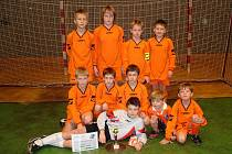 Turnaj minižáků BPBP Cup