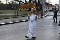 V neděli 17. prosince se v Mladé Boleslavi uskutečnilo již třinácté putování k Betlému.