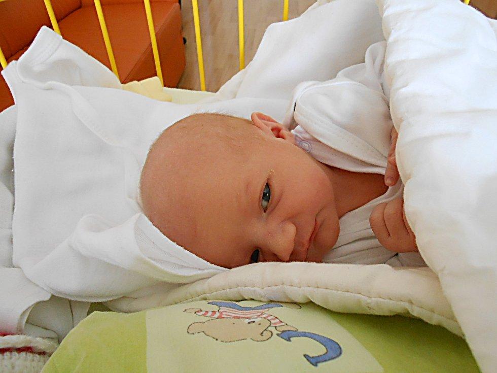 Markéta Nováková, Mladá Boleslav. Narodila se 1. června, vážila 3,25 kg a měřila 49 cm.  Maminka Kateřina, tatínek Petr a sestřička Veronika.