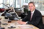 Holger Kintscher, odcházející šéf ekonomie firmy Škoda Auto.
