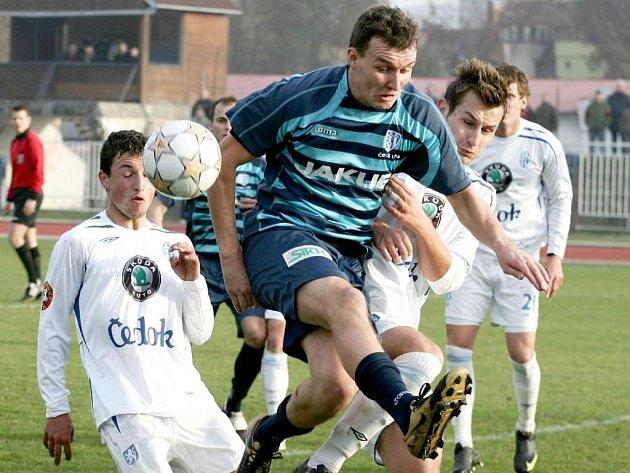 Arsenal Česká Lípa - FK Mladá Boleslav B