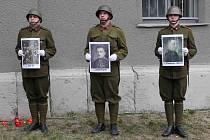 Československá obec legionářská připomněla umučené důstojníky z mladoboleslavské organizace Obrana národa