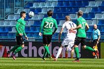 Ve 25. kole FORTUNA:LIGA gól nepadl. Mladá Boleslav remizovala s Příbramí 0:0.