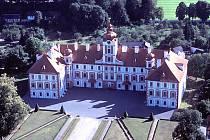 Mnichovo Hradiště, zámek.