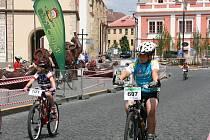Tour de Kids v Mladé Boleslavi