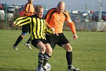 III. třída: FK Dobrovice B - SKP Mladá Boleslav