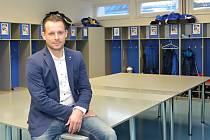 Trenér Martin Svědík převezme v lednu 2017 vládu nad kabinou mladoboleslavských fotbalistů.