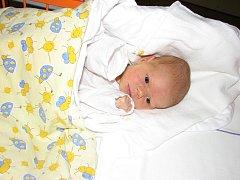 HONZÍK Krupička se narodil 9. ledna. Měřil 52 centimetrů a vážil 3290 gramů. Maminka Olga a tatínek Tomáš budou s Honzíkem bydlet v Mladé Boleslavi.