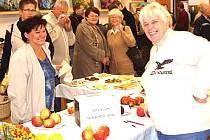 Výstava v ovoce a zeleniny v Březovicích