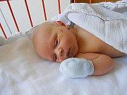 Martin Stránský se narodil 2. června, vážil 3,52 kg a měřil 49 cm. S maminkou Danielou a tatínkem Martinem bude bydlet v Mladé Boleslavi.