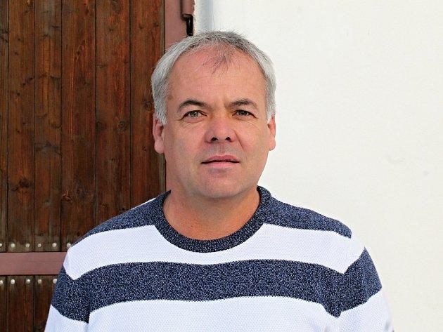 Zemědělec roku 2015 Václav Hrabě.