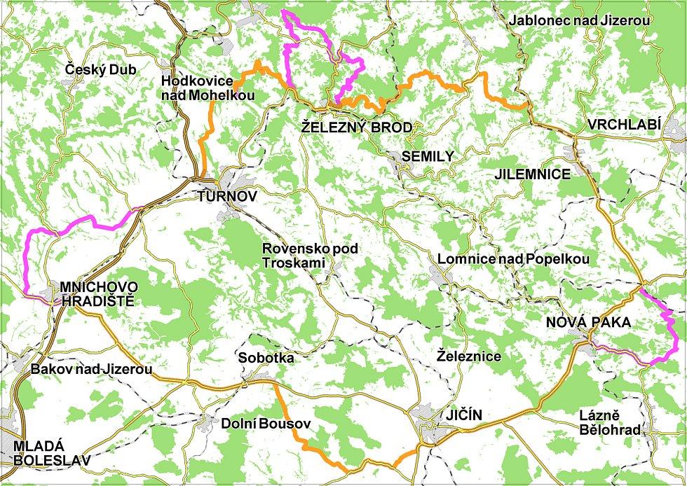 Geopark UNESCO Český ráj.