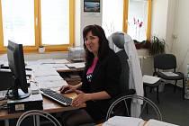 Primářka rehabilitačního oddělení Jitka Kolombová