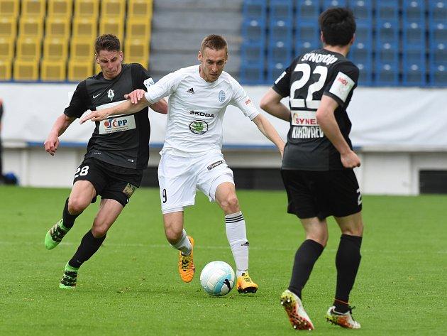 Boleslavští fotbalisté triumfovali v Teplicích, zvítězili nad Jablonec 2:0