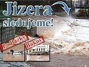 Jizera, pouták, povodně 2009.