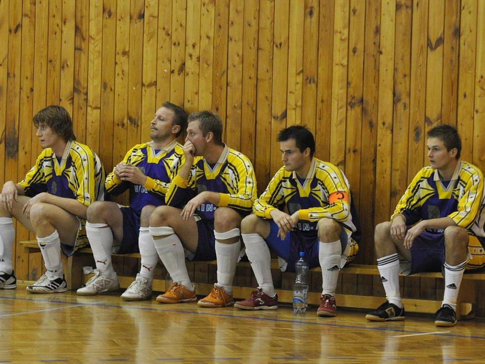Sportsmania.cz okresní futsalová liga - 10. kolo