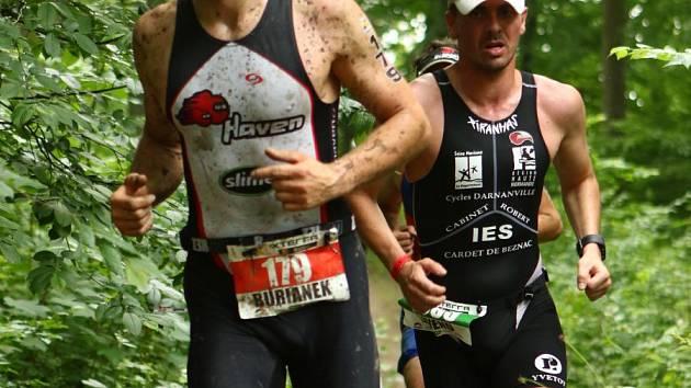 Bakovský triatlonista Vojtěch Buriánek míří na Mistrovství světa na Havaj