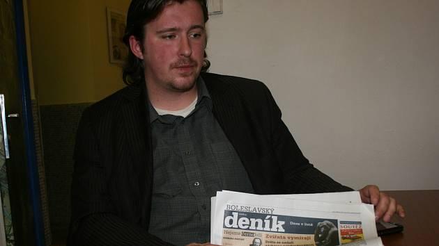 Stanislav Beneš z kapely S. O. S.