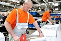 Automobilka otevírá nové pracoviště pro zaměstnance se zdravotním a sociálním znevýhodněním
