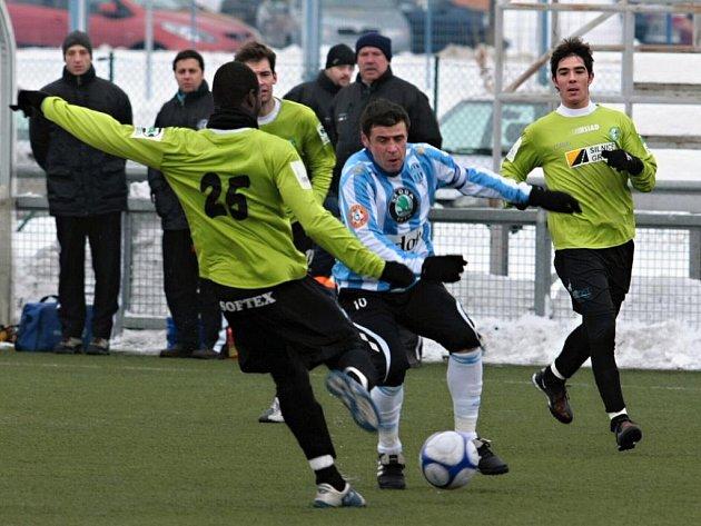 Přípravné utkání: FK Mladá Boleslav - Baník Most