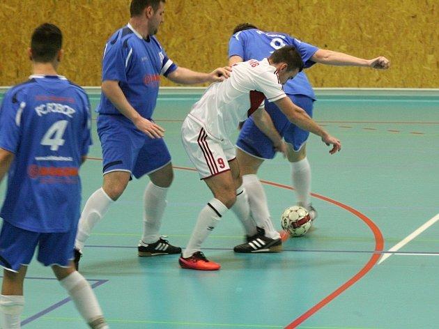 Futsal, krajský přebor STČ, Joga Mladá Boleslav - Foboz Slaný
