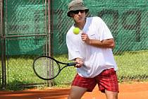 Tenisový turnaj fotbalistů Kněžmosta