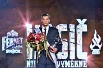 Josef Nedošetko získal titul Fernet Stock Hasič 2016