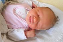 Victoria Hrdlovičová se narodila 7. února, vážila 3,29 kg a měřila 49 cm.  Maminka Hana a tatínek Richard si ji odvezou domů do Bělé pod Bezdězem.
