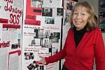 RENATA NEKOLOVÁ, zakladatelka Linky důvěry SOS v Mladé Boleslavi