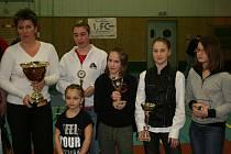 Vyhlášení nejlepších sportovců Bělé pod Bezdězem za rok 2009