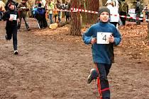 Na Štěpáne o nejlepší umístění bojovala ve svých kategoriích i mládež.