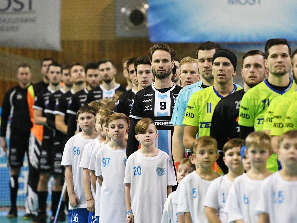 Finále Poháru České pojišťovny: Technology Florbal Mladá Boleslav - 1. SC Tempish Vítkovice