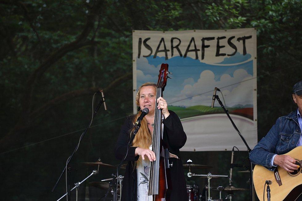 Z benefičního hudebního festivalu Isarafest 2021.
