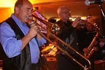 Jazzmani zahráli  po pětadvaceti letech.