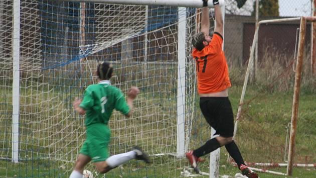 IV. třída: Čechie Čejetice B - Sporting Mladá Boleslav