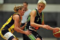 Ženská basketbalová liga: Slovanka MB - Frisco Sika Brno