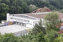 Zimní stadion Mladá Boleslav - ilustrační foto